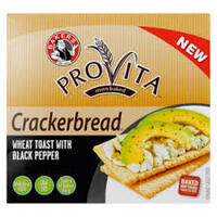 Bakers Provita Crackerbread 125g