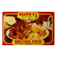 Allifas Breyani Pack 550g