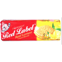 Bakers Red Label LEMON Creams 200g