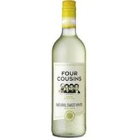 Four Cousins Nature Sweet WHITE 750ml