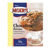 Moirs Pudding Chocolate 90g