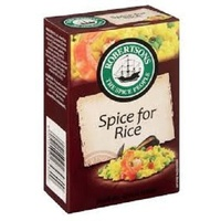 Robertsons Spice Rice Refill 89g Box