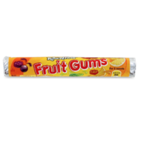 Rowntree Fruit Gum Roll 48g