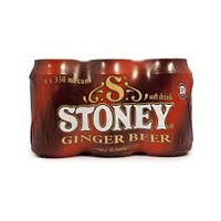 Stoney Ginger Beer 6x 300ml